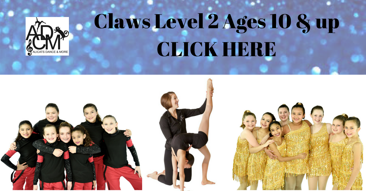 2019- 2020 Dance Classes – Alicats Dance and More